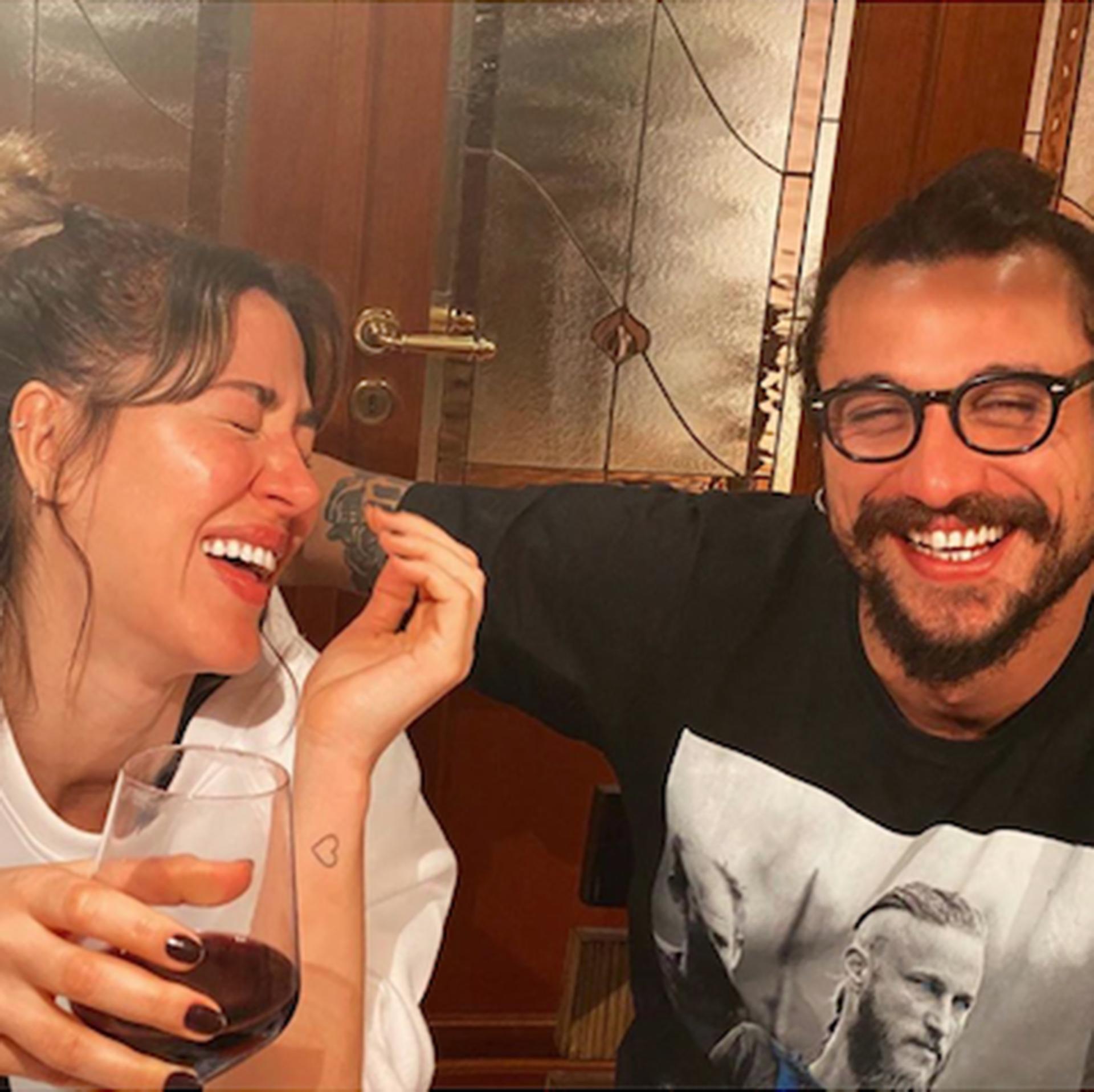 Jimena Barón pasó la noche con Daniel Osvaldo a pedido de Momo: ¡Aquí cuenta todos los detalles! -