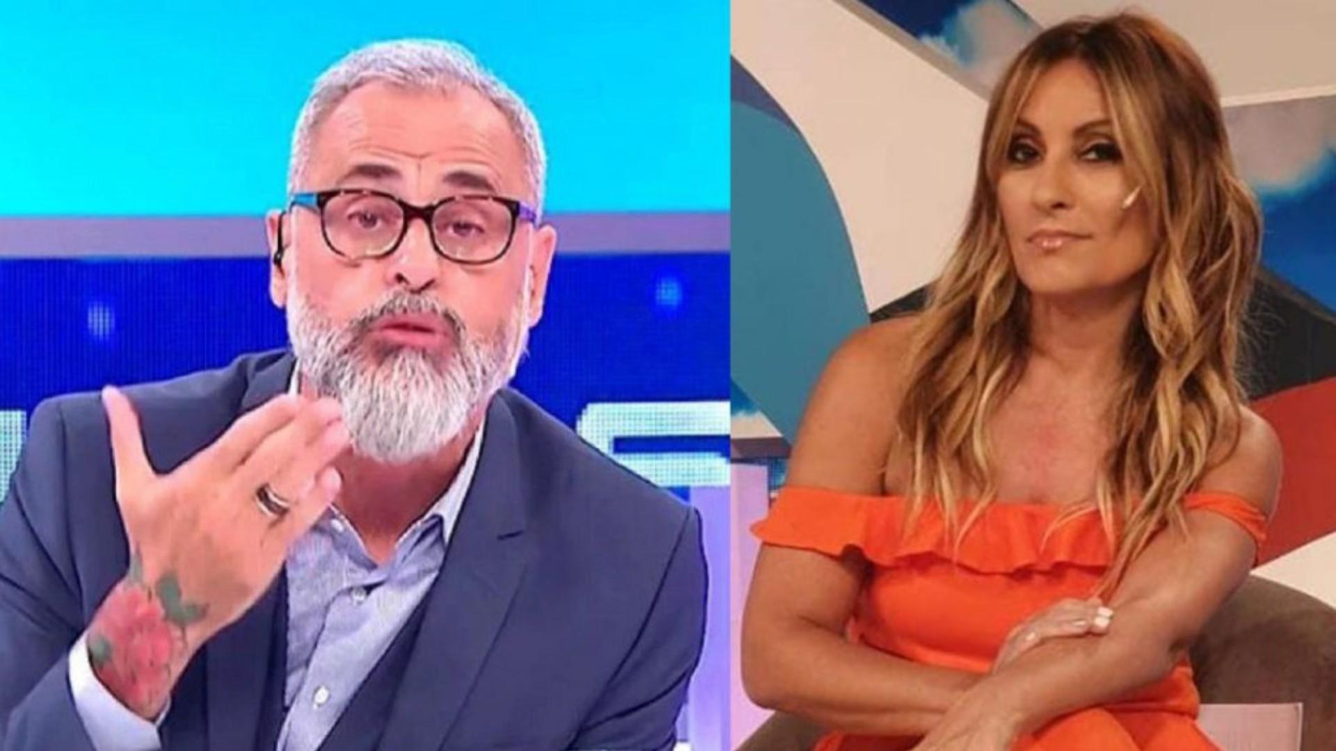 """¡Letal! La drástica decisión de Jorge Rial que aleja aún más a Marcela Tauro de """"Intrusos"""" -"""